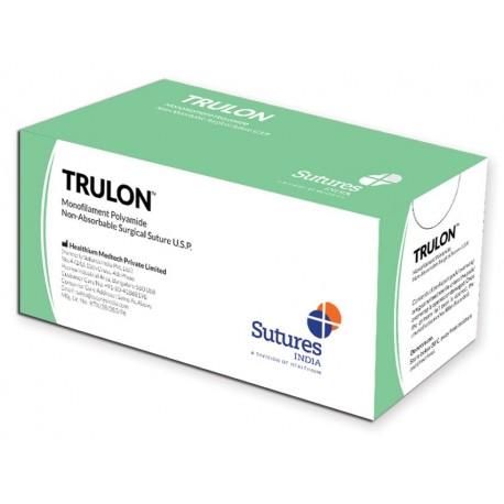 HEALTHIUM SUTURA NON ASSORBIBILE TRULON CALIBRI DIVERSI - CONF. 12 PZ.