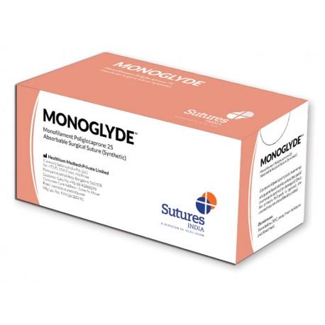 HEALTHIUM SUTURA ASSORBIBILE IN POLIGLECAPRONE MONOGLYDE - CALIBRI DIVERSI - CONF. 12 PZ.