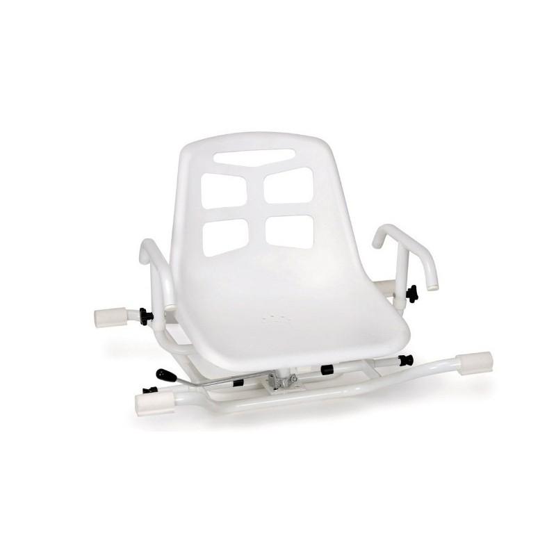Moretti sedia per vasca girevole - Sedia girevole per vasca da bagno ...